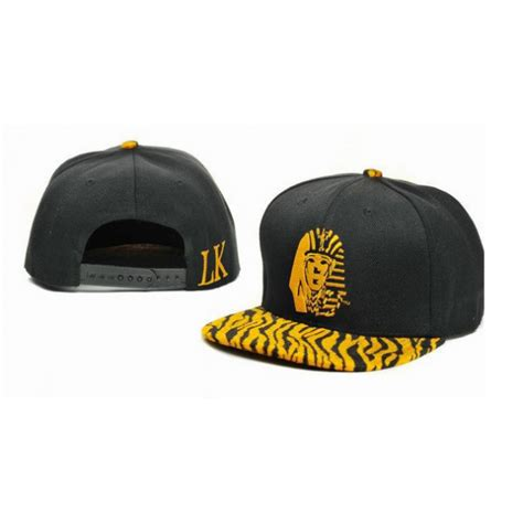 Exclusive Snapback Lk Black Brim Paisley last lk tiger brim snapback hat black yellow