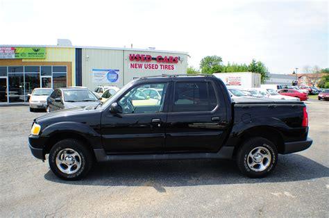 2005 ford truck 2005 ford explorer xls black 4x2 sport truck sale