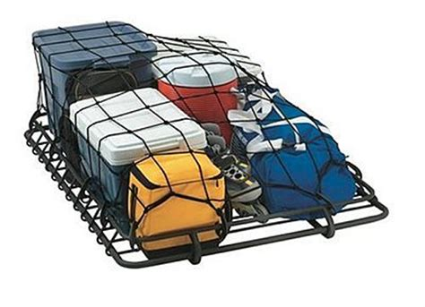 Roof Rack Net by Roof Rack Cargo Net For Cars And Suv S With Roof Racks By