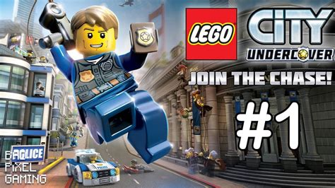 Switch Lego City Undercover 1 lego city undercover switch walkthrough part 1