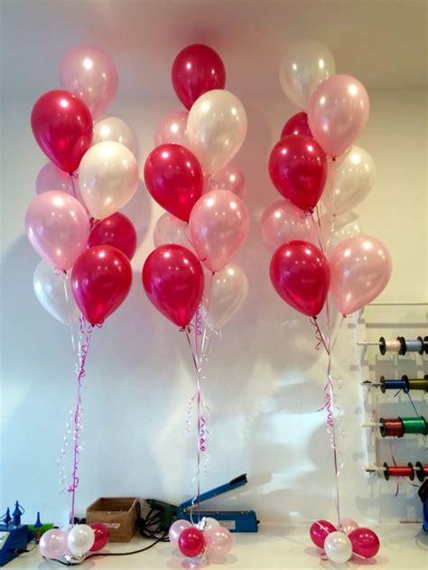 best balloons 82 best helium balloon floor arrangements images on
