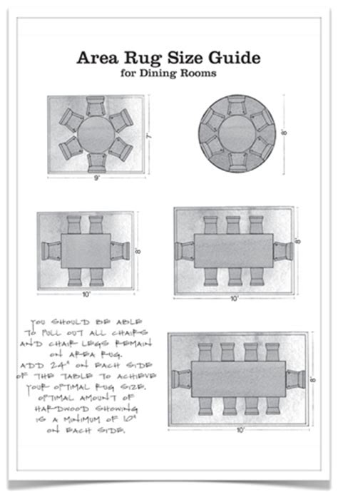 area rug size guide rug clayton gray home blogclayton gray home