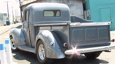 Restok Chanel Classic Box Jb3019 1940 ford truck being restored