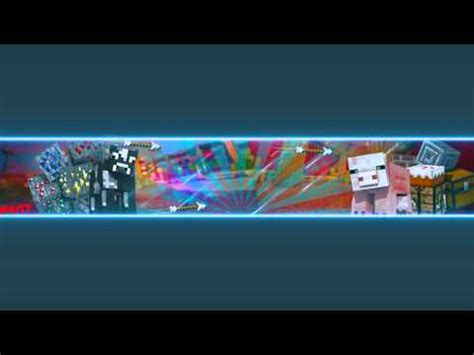 Free Minecraft Banner Youtube Banner Template No Text