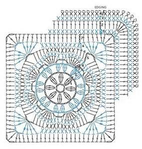 couverture carr 233 crochet gratuit crochet et plus