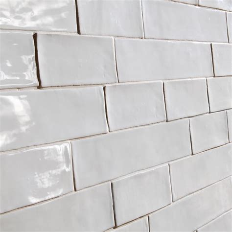 Handmade Tile Companies - stunningly handmade subway tile available in store at de