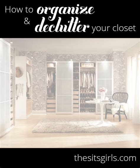 How To Keep Your Closet Organized by Closet Organization Tips Organize Your
