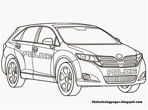 police car coloring page free free printable police car coloring pages 8 image