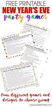 new year activities printable 17 best images about new year s ideas on
