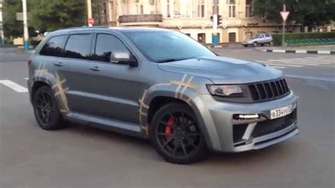 jeep hellcat custom the custom built plymouth snipe is one vehicle you won t