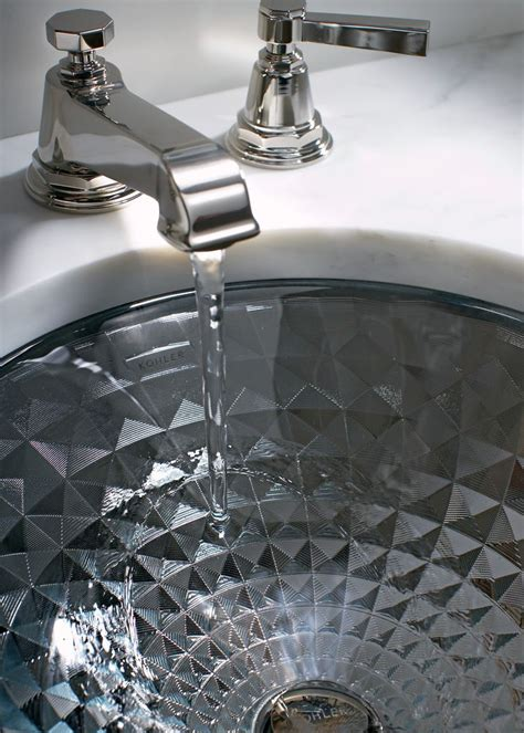 undermount glass sinks for bathrooms 17 best ideas about glass basin on pinterest glass sink