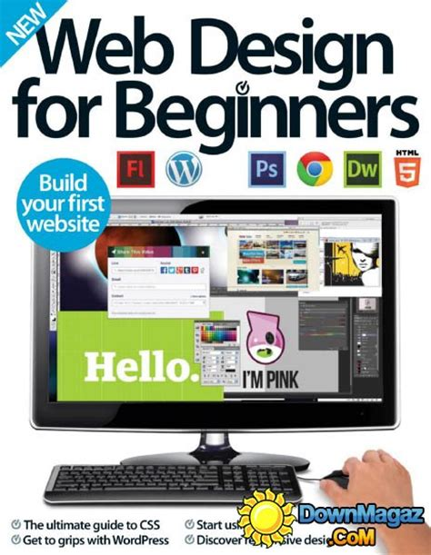 magazine layout for beginners web design for beginners 2014 187 download pdf magazines
