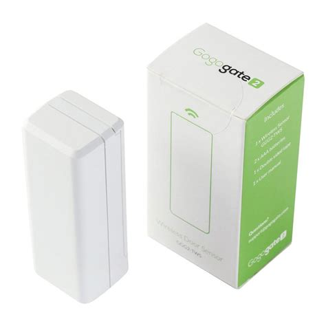 Garage Door Status Gogogate Wireless Garage Door Sensor With Status And Temperature Indicator Ggg2 Tws 101 The