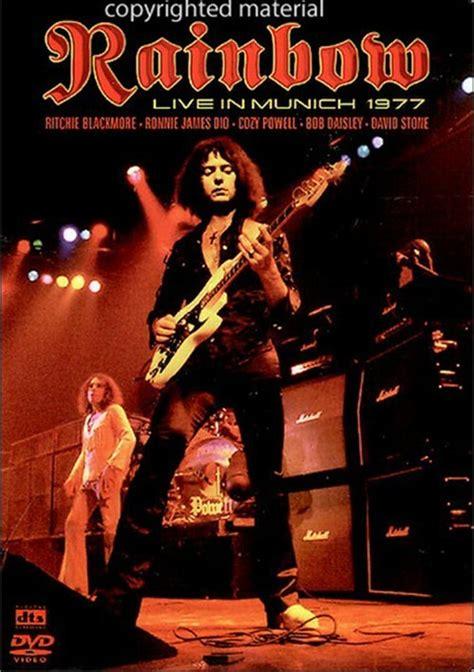rainbow live in munich 1977 rainbow live in munich 1977 dvd 1977 dvd empire