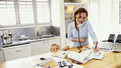working at home a work at home mom defends yahoo s mayer cnn com