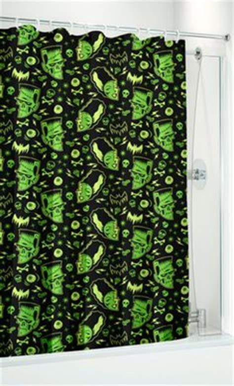 bride of frankenstein shower curtain 1000 images about horror bathroom on pinterest shower