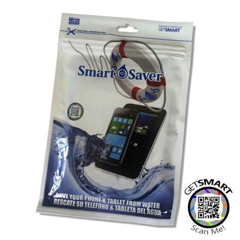 Phone Rescue Lte getsmart smartsaver rettungs pack f 252 r handys und tablets fl 252 ssigkeitsabsorbierend smsaver