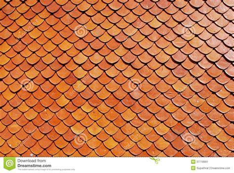 tuile brique toit tuile fond de couleur de brique image stock