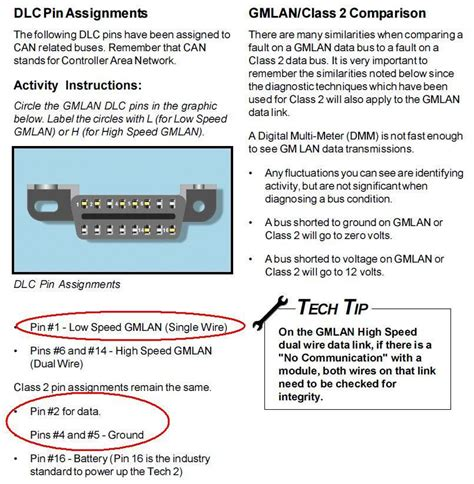 gmlan terminating resistor schematics pinoouts materials technical documents page 4 performancetrucks net