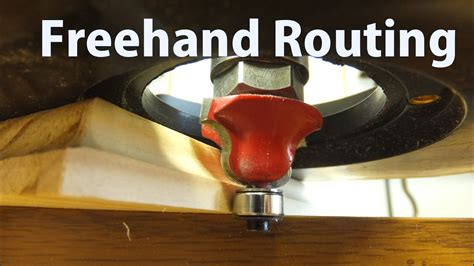 router freehand beginners  woodworkweb