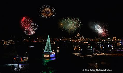 cruise of lights newport ca where to find the boat parades in orange county