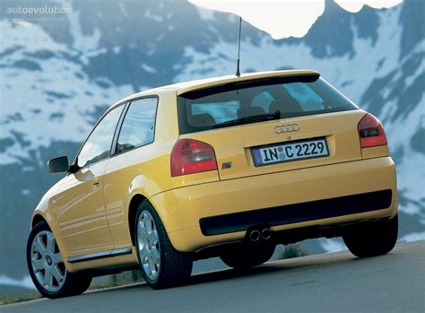 Audi Rs3 2000 by Audi S3 1999 2000 2001 Autoevolution