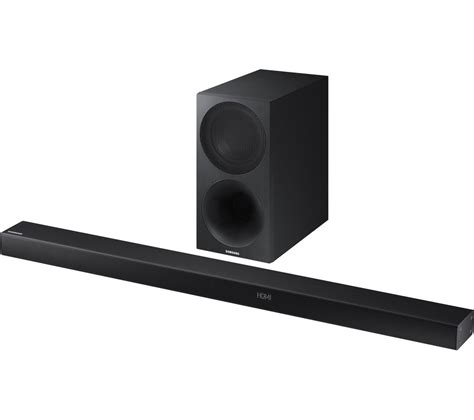 buy samsung hw m550 3 1 wireless sound bar free delivery currys