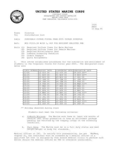 supply officer appointment letter usmc supply officer appointment letter usmc best free