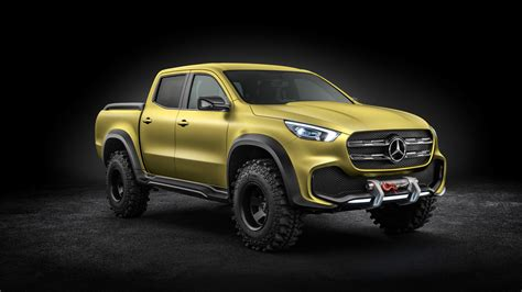 Car Wallpaper 8k by 2017 Mercedes Concept X Class Adventurer 8k