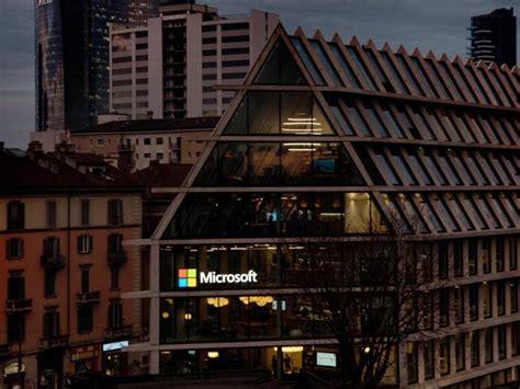 la nuova italia sede la nuova sede di microsoft italia il sole 24 ore
