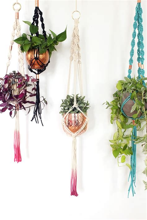 Plant Hanger Diy - amy s notebook 171 momadvice