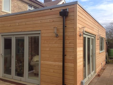 design guidelines for house extensions and external alterations beaumont road cambridge larch clad timber frame extension