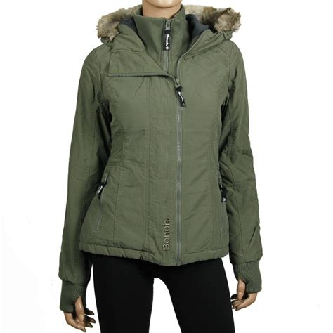bench kidder bench kidder d warme jacke damen parka frauen winter