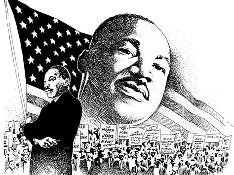 Clip Clinton On Martin Luther King by Pics For Gt Martin Luther King