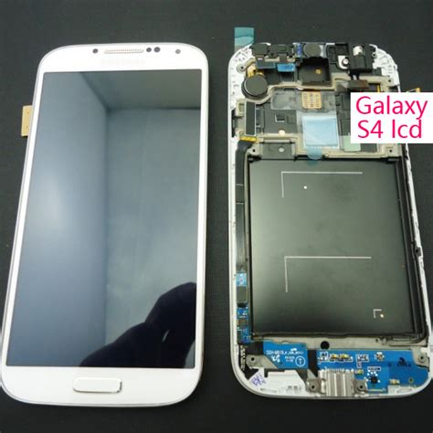 Lcd Samsung S4 I9500 Lcd Touchcrean Samsung Galaxy S4 I9500 buy mobile phone lcd for samsung galaxy s4 i9500 with digitizer touch screen with frame id