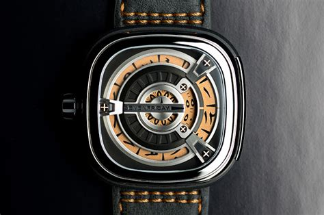 Sevenfriday M1 Fullblack introducing the sevenfriday m1 02 united arab emirates limited edition sjx watches