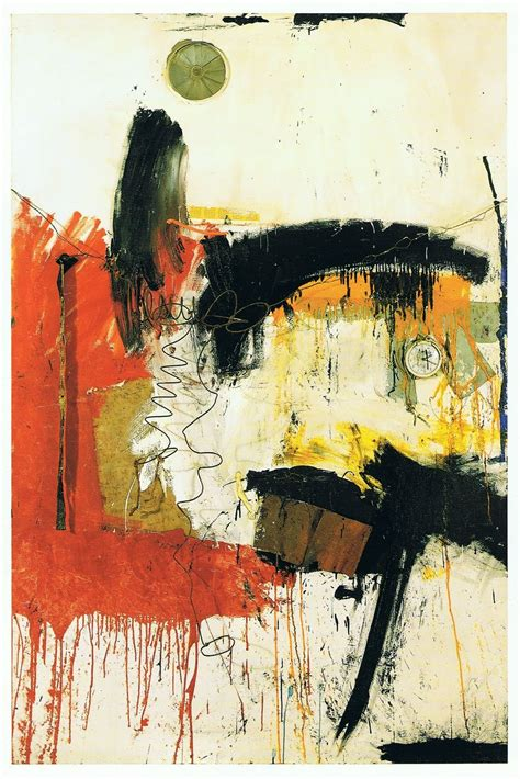 we rauschenberg day forty nine robert rauschenberg an empty canvas is
