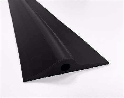 garage door rubber floor seal 20mm black rubber floor seal ja seals