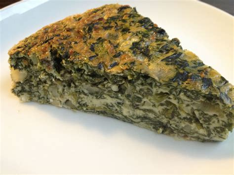 spinach cottage cheese pie the fitness recipes