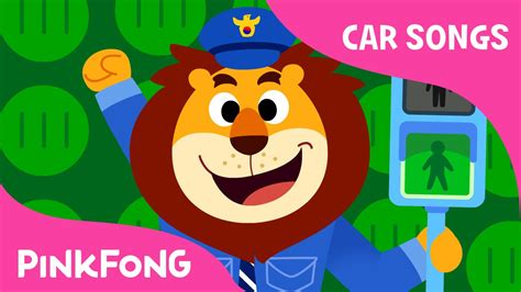 lights song traffic lights car songs pinkfong songs for children