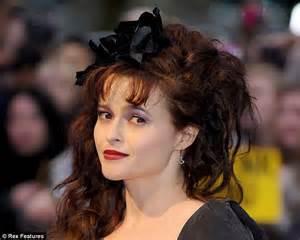 suffragette hairstyles helena bonham carter suffers bird s nest hair day on trip