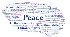 Essay On World Peace And Nonviolence In by Unesco Debate At Un Hq To International Day Of Peace Embassy Of Kazakhstan
