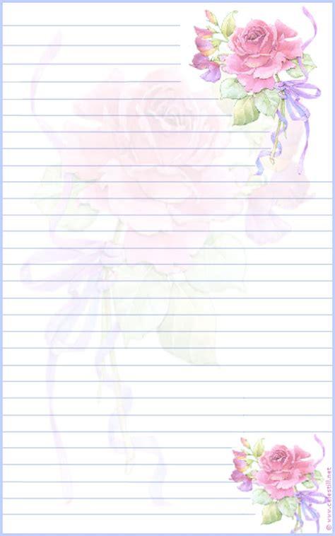 Modèles De Papier à Lettre Gratuit Papier 224 Lettre Imprimable