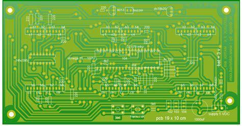 membuat jam digital dengan dot matrix re design membuat jam digital 3 x dot matrix 8x8 24 pin