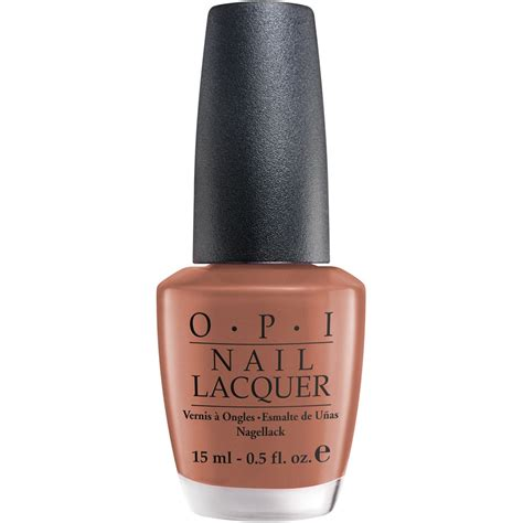 Opi Nail Lacquer by Opi Classic Nail Lacquer Barefoot In Barcelona 15ml