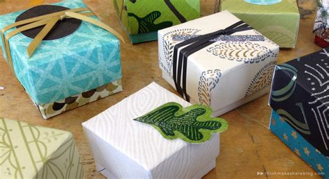 Make A Gift Box Out Of Old Greeting Cards - repurposed ideas pinterest home design idea