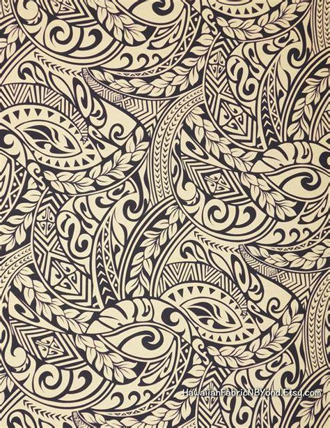 tattoo pattern fabric fabric polynesian tribal tattoo patterns lavalava fabric