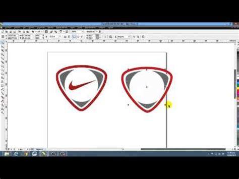 tutorial corel draw logo nike logo pepsi funnydog tv