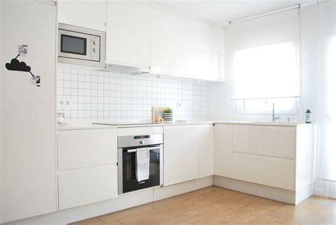 imagenes de cocinas blancas dos cocinas blancas y rusticas decoraci 243 n