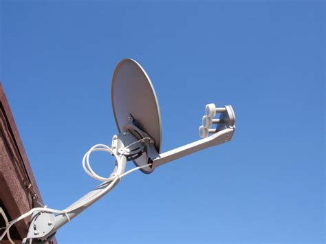what to consider before installing a satellite dish on your roof